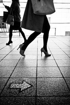 160yen - A day on the Yamanote line- Shibuya - 12:50 http://www.flickr.com/photos/fabuchan/5217855466/