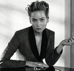 When she became the face of Dior… | 51 Times In 2013 Jennifer Lawrence Proved She Was Master Of The Universe