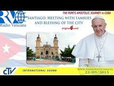 EN DIRECTO: El Papa Francisco se reúne con las familias de Cuba