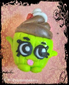 Shopkins Cake Toppers