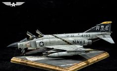 F-4J Jolly Roger 1/4