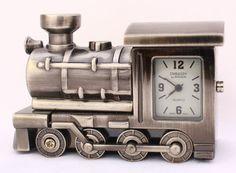 Mini train timepiece