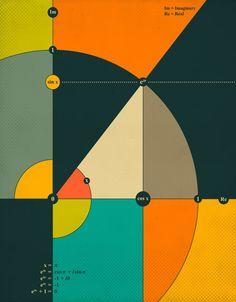 Poster | EULER'S EQUATION von Jazzberry Blue