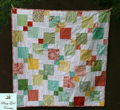 Stitch and Slice Baby Quilt Charm Pack