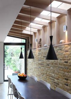 Kitchen extension - Book Tower House by Platform 5 Architects House Design, House, Interior, House Extensions, Home, Victorian Homes, House Siding, Interior Architecture, House Interior