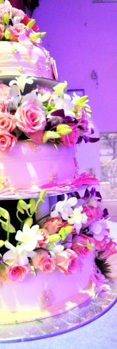 Wedding Cake Wedding Decor