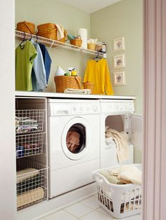"If I had a front-loading washer, this countertop would be perfect, considering my laundry ""room"" is really just a closet."