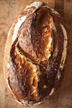Tartine bread. Need to know how to do this.