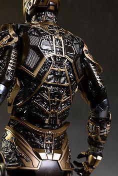 26 Super ideas for steampunk concept art character iron man Iron Man 3, Iron Man Suit, Iron Man Armor, Marvel Comics, Marvel Heroes, Marvel Dc, Sci Fi Armor, Armor Concept, Concept Art