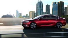 Opel Insignia Grand Sport 2017 | Hintergrundbilder - Wallpaper