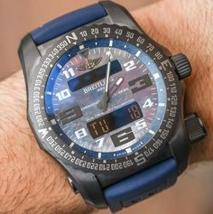 Breitling Emergency II Watch Review
