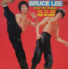 Bruce Lee, Enter the Dragon Movie Poster Bruce Lee Books, Bruce Lee Family, Hollywood Poster, Dragon Movies, Bruce Lee Photos, The Big Boss, Ip Man, Martial Arts Movies, Brandon Lee