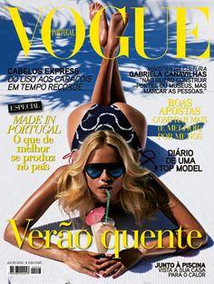 Vogue Portugal #93: Julho de 2010
