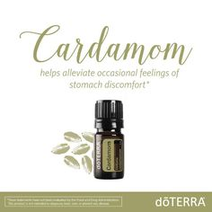 Take Cardamom to help ease indigestion and maintain overall gastrointestinal health* #cardamomweek  *These statements have not been evaluated by the Food and Drug Administration. This product is not intended to diagnose, treat, cure, or prevent any disease.