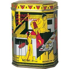 I need to try new tea - love this tin #AmazonGrocery