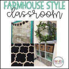 Farmhouse Classroom