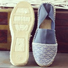 Japanese collection unisex espadrilles