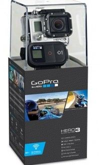 Okay, the Go Pro Hero 3 Black edition is not new. But, they just released a companion smartphone app, and a new proprietary editing software will be available in a matter of months.