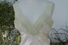 Vintage Lingerie Valentine's Gift Sexy Rayon by CakeBoxVintage, $55.60