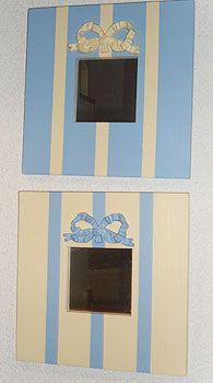 DIY: Espejos Malma para el recibidor