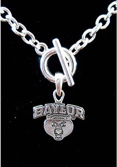Baylor necklace.