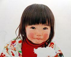 She's so cute with her smile - Mirai-chan by kotori kawashima - 脱离WD的图集_财经网微社区