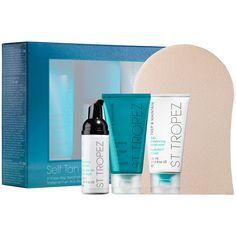 Self Tan Starter Kit - St. Tropez Tanning Essentials | Sephora