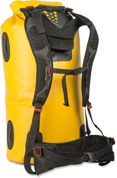 Sea to Summit Hydraulic Dry Bag with Harness - 65L - REI.com