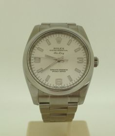 Search results for: 'watches pre owned gents steel rolex airking watch' Second Hand Rolex, Men's Rolex, Rolex Models, Rolex Watches For Men, Rolex Oyster Perpetual, Watch Brands, Omega Watch, Steel, Search