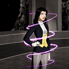 Young Justice Zatanna