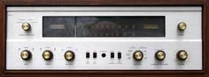FISHER 800C Hifi Audio, Speakers, Fisher, Headphones, Death, History, Retro, Music, Modern