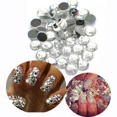 100pcs Diamond 3d nail art bijoux ongles strass ongles decoracion de unas nail glitter decorazioni unghie rhinestones for nails♦️ B E S T Online Marketplace - SaleVenue ♦️👉🏿 http://www.salevenue.co.uk/products/100pcs-diamond-3d-nail-art-bijoux-ongles-strass-ongles-decoracion-de-unas-nail-glitter-decorazioni-unghie-rhinestones-for-nails/ US $0.60