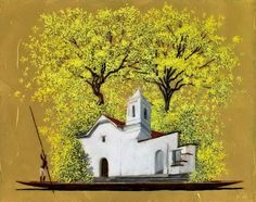 Biography: Pedro Ruiz, Colombian painter, was born in Bogotá. At the National School of Beaux . Museum Of Modern Art, Art Museum, Project Place, Colombian Art, Modern Oil Painting, Oil Painting Reproductions, Types Of Art, Amazing Art, Art Drawings