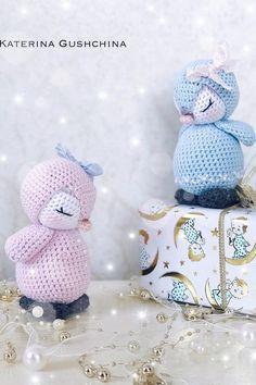 Mesmerizing Crochet an Amigurumi Rabbit Ideas. Lovely Crochet an Amigurumi Rabbit Ideas. Crochet Penguin, Crochet Animal Amigurumi, Crochet Amigurumi Free Patterns, Crochet Animal Patterns, Crochet Animals, Crochet Dolls, Knitting Patterns, Sewing Patterns, Baby Patterns