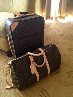 I love Louis Vuitton