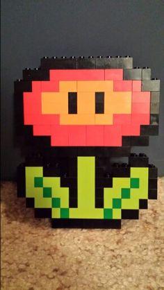 Lego Flower #MarioCharacters