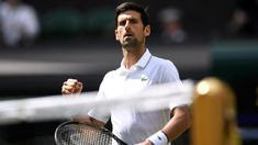 A year made all the difference for tennis champ Novak Djokovic as he won his first Wimbledon round of Stan Wawrinka, Match Score, Latest Cricket News, Tennis Tournaments, Popular Sports, Tennis Tips, Andy Murray, Rafael Nadal, Roger Federer