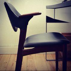 Danish Chair Refurbed