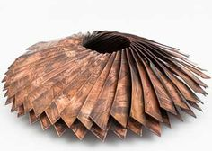 karina gill art | Karina Gill - Bowl 5, Copper http://www.karinagill.co.uk/