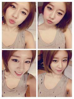 130720 Park Jiyeon new selca ♥ cr:Jingdot (@WeLove_Jiyeon)