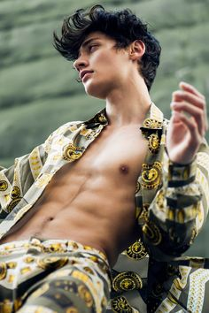 Timur Simakov | Photographed by Olivier Yoan