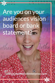You're either on their vision board or their bank statement.In other words, your clients/customers are either dreaming about working with you/buying your products or they already are...If you're in between something in your marketing and/or mindset is missing the mark. Coaching Questions, Bank Statement, Business Coaching, Mindset, Boards, Marketing, Motivation, Products, Planks
