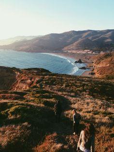 Marin Headlands, California. Photo by Kevin Russ
