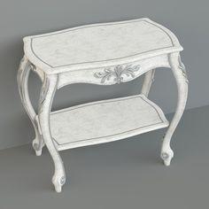Silvano Grifoni bedside table  #models #3dmodeling #modeling #turbosquid #3dartist #viktor_log #design #interior