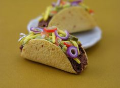 Taco Charm   by Shay Aaron