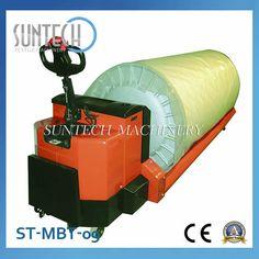 Suntech Cloth Roll Batch Trolley Www Suntech Machinery Com