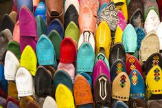 Explore the souks of Marrakech and discover the cultural material goods exclusive to Morocco when you choose our family itinerary! Marrakech, Morocco, Family Travel, Slip On, Explore, Sneakers, Sweet, Shoe, Family Trips