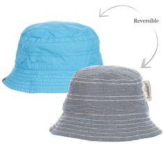b22a2540df9 Baby Boys Reversible Sun Hat