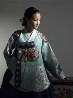 한복 - beautiful Korean hanbok