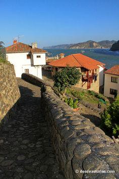 Fotos Tazones: mar Cantábrico